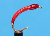 Nymphe Nr. 03C - Neonrot-Rot-Rot